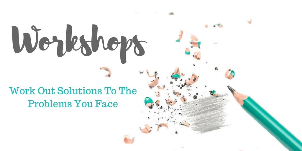 Christian Workshop | Workshops for Women | Ministry Ideas