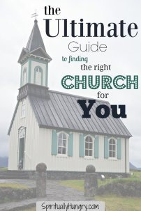 Tips For Visiting A Church   How To Find A Church