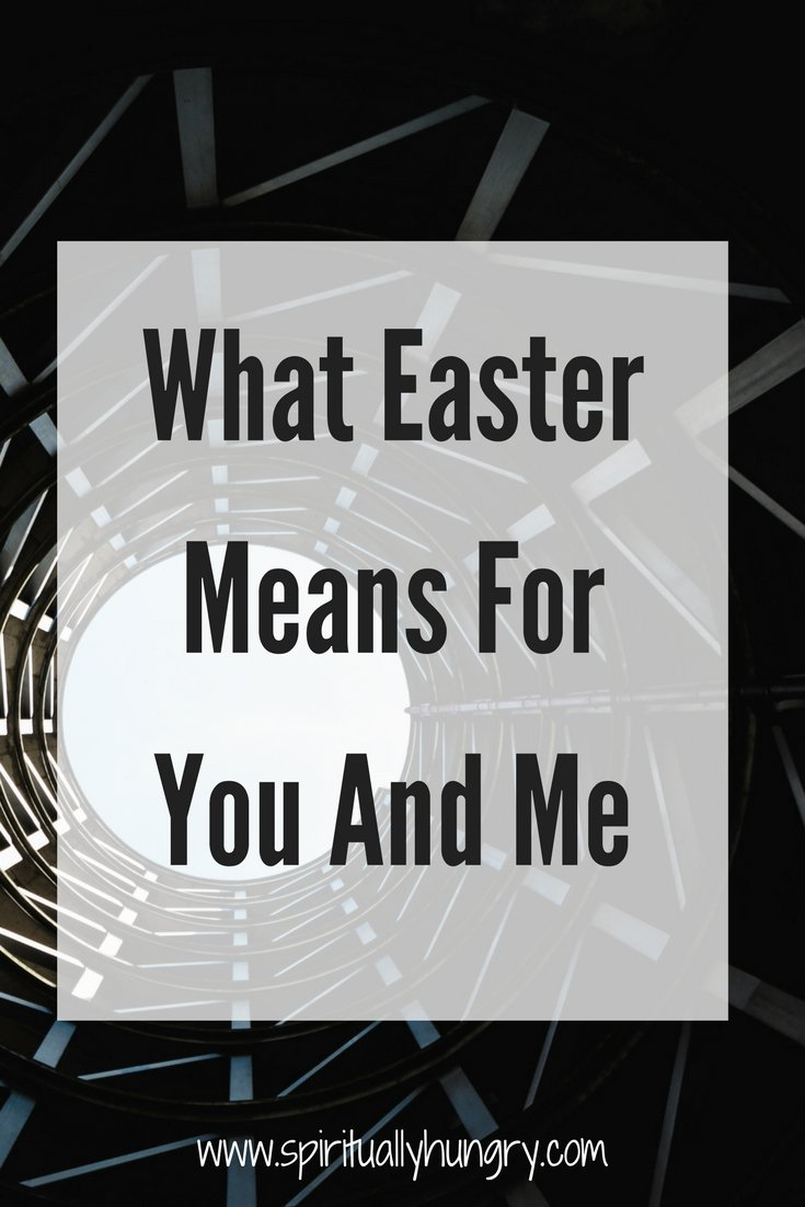 Easter is the celebration of Jesus rising from the dead, but can we really comprehend the fullness of what Jesus' resurrection means for our own lives?