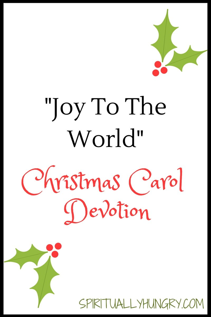 Jesus is the reason for the season, it's not just a cliched phrase, but one of deep significance to our lives. Enjoy this Christmas Song Devotion to get your heart ready for Christmas!