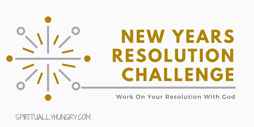 30 Day Challenge, Christian Challenges, New Years