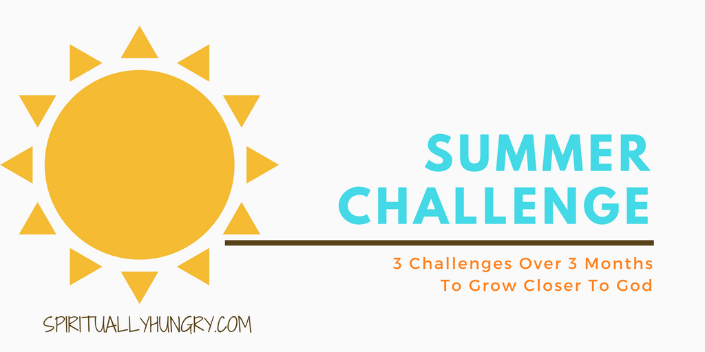 30 Day Challenge, Christian Challenges, Discipleship