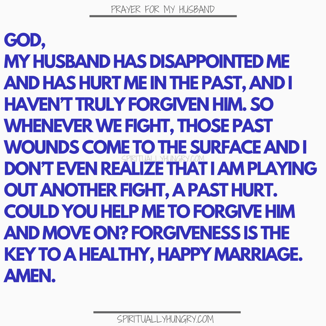 Prayer For My Husband: 21 Prayers For You To Say - Page 3 of