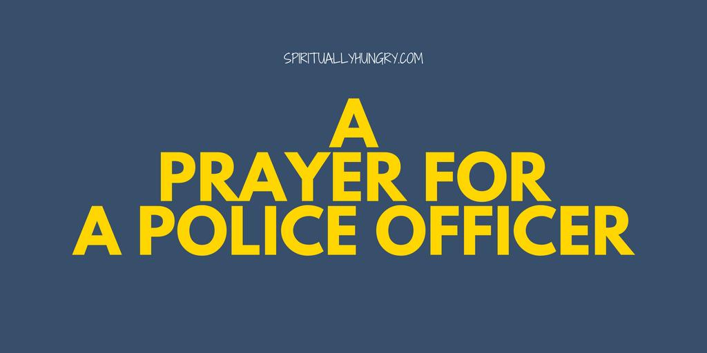 Police Prayer