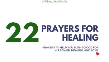 21 Prayers For A Newborn Baby - Spiritually Hungry