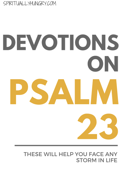 Psalm 23 Meaning - Exploring The Passion Translation (TPT