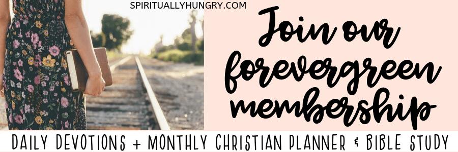 Forevergreen Women's Bible Study | Discipleship Program | Women's Ministry | Women's Bible Studies