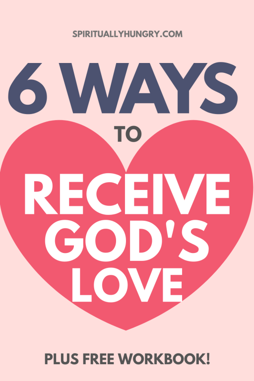 How To Receive God's Love | Women's Bible Studies | Scripture About God's Love