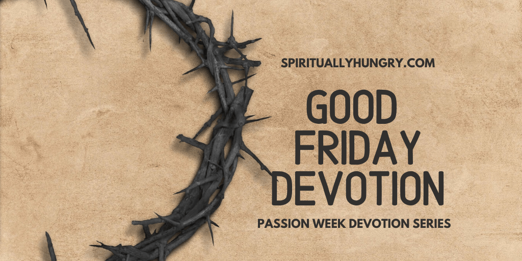 Good Friday Devotion
