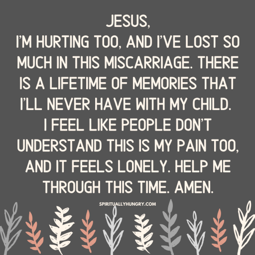 Prayers For A Miscarriage | Prayers For Pregnancy Loss | Prayers For Stillbirth