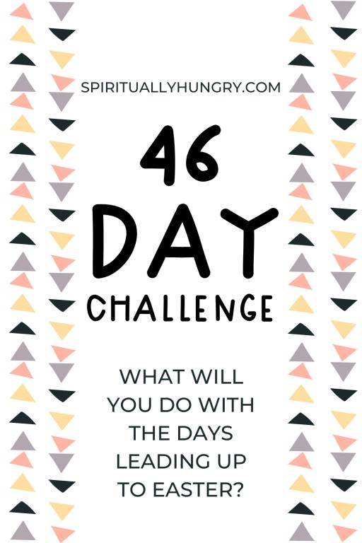 46 Day Challenge | Women's Bible Study | Women's Ministry