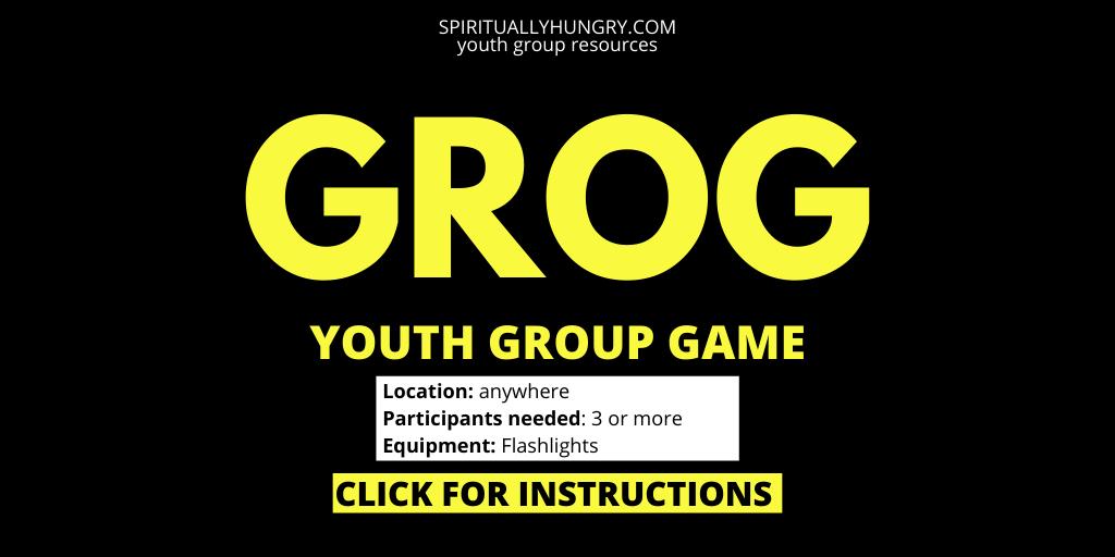 Grog Game Instructions