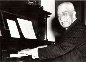 Photograph of Harry Thacker Burleigh