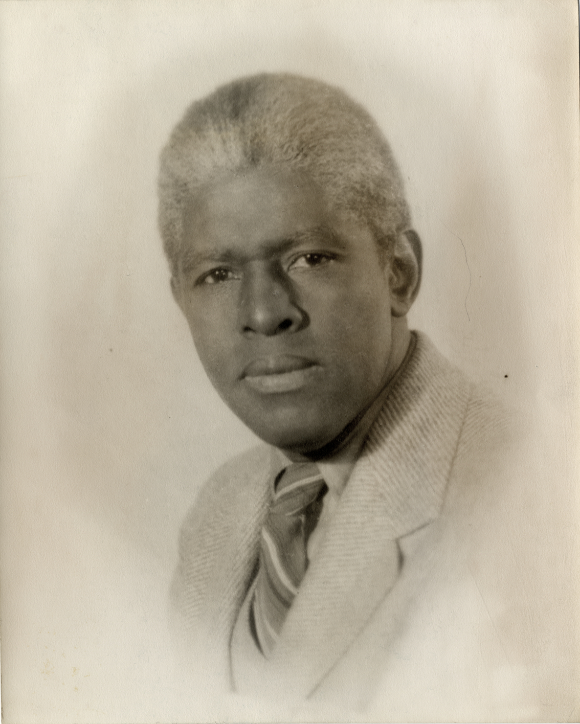 Photograph of Roland Hayes