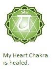 My Heart Chakra Affirmation