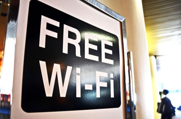 空港無料wifi