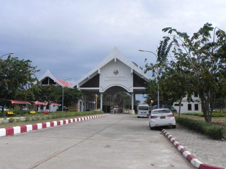 ラオス・カンボジア国境。ラオスオフィス