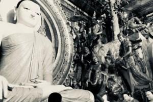ガンガラーマ寺院本堂