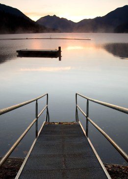 Lake Crescent ONP Washington