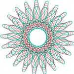 Spirograph design - SpirographicArt.com