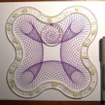Super Spirograph design