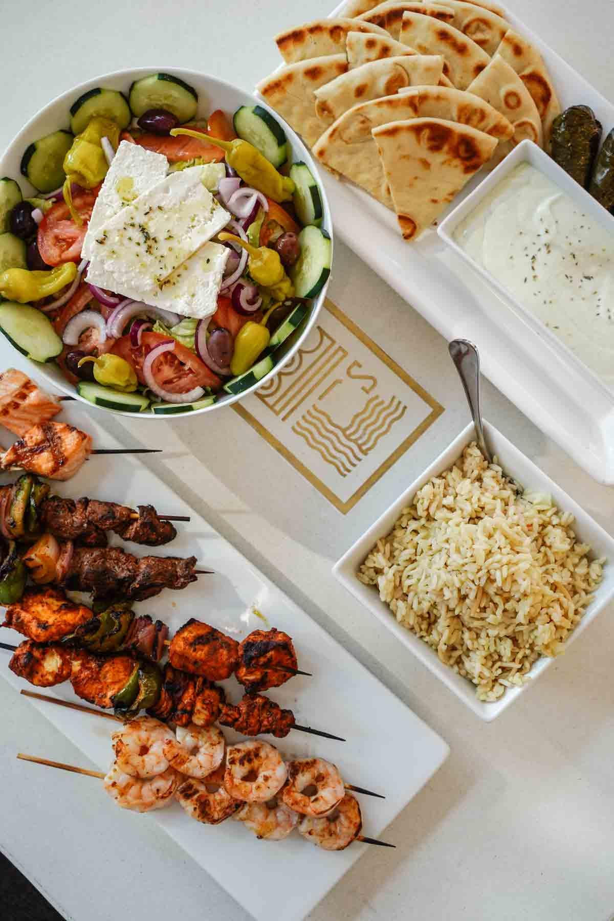 Spiros Mediterranean Cuisine - Catering