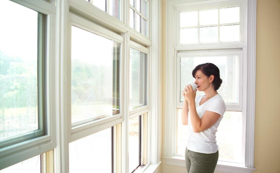 Επιλέξτε μια συννεφιασμένη μέρα για να καθαρίσετε τα παράθυρά σας