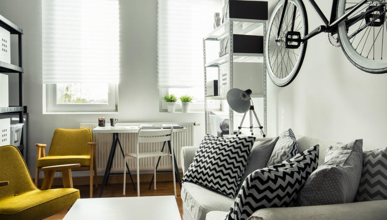Μικρό Διαμέρισμα: Έξυπνες Ιδέες για να το «Μεγαλώσετε