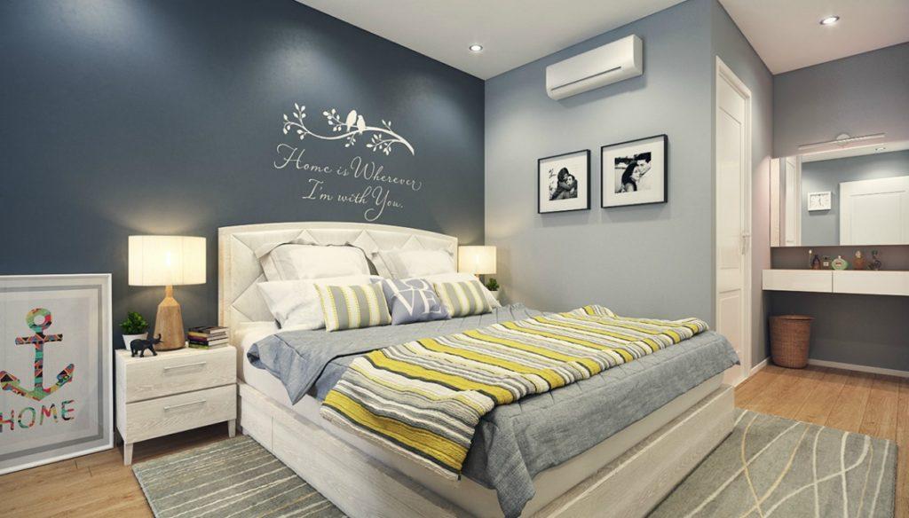 Υπνοδωμάτιο: 8 Υπέροχες Ιδέες για να το Βάψετεspirossoulis