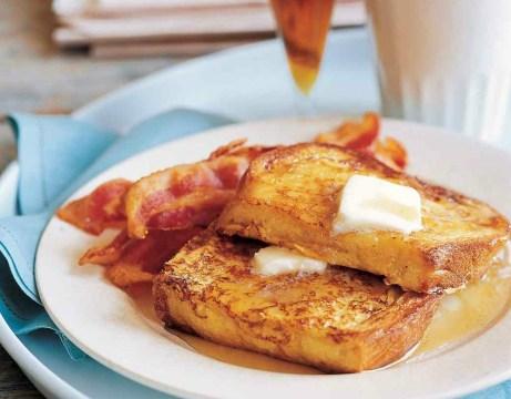 Οι Γάλλοι προτιμάνε το τοστ τους με συνδυασμό αλμυρής και γλυκιάς γεύσης.