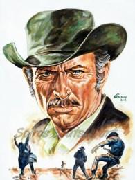 lee_van_cleef_painting_portrait_movie_poster_western_spaghetti