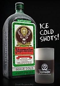Вкус Егермейстера меняется в зависимости от температуры