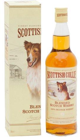 теперь продвижение бренда виски идёт под именем Scottish Collie