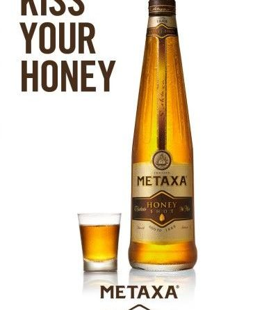 metaxa honey