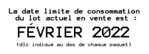 DLC produit fev 2022