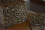 Rugbrød med frø og kerner - uden hvedemel
