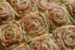 Hvidløgssnegle med ost