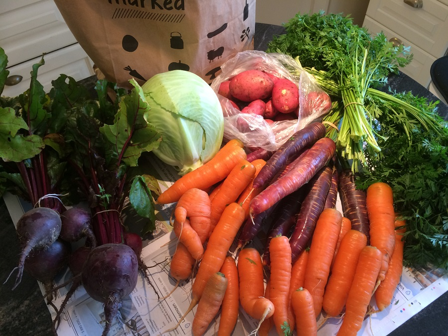 Høstens rotgrønnsaker