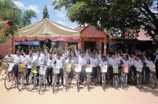 2015 bicycle scholarship