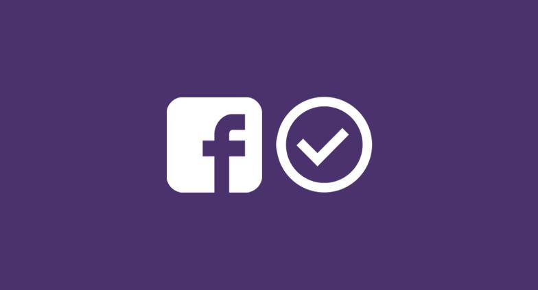 Como obter o selo de verificação do Facebook