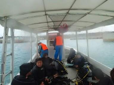 2013/12のボートの様子