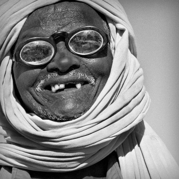 Smiling Man - Timbuktu