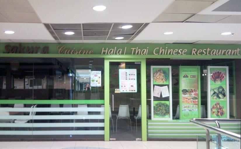 Sakura Cuisine Halal Thai Chinese Restaurant