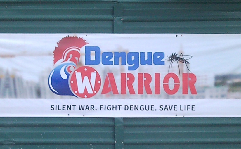 Dengue warrior