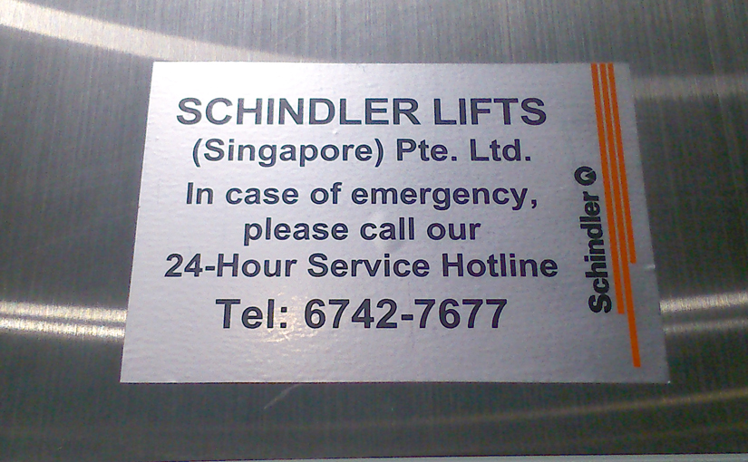 Schindler Lifts