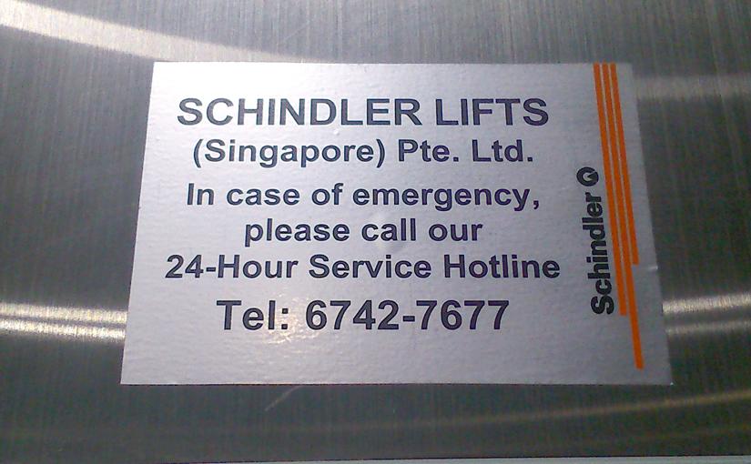 Schindler Lifts
