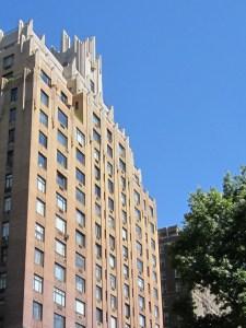 Right next door to Gothic we have Art Deco.