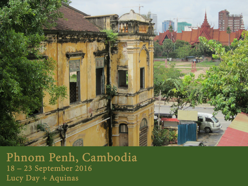 Phnom Penh (September 2016)