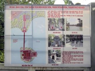 Ngoc Son Temple (Đền Ngọc Sơn)