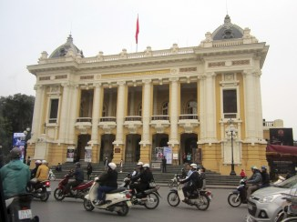 Nhà hát lớn Hà Nội (Hanoi Opera House)